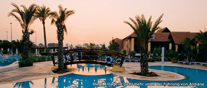 Club Aldiana Zypern